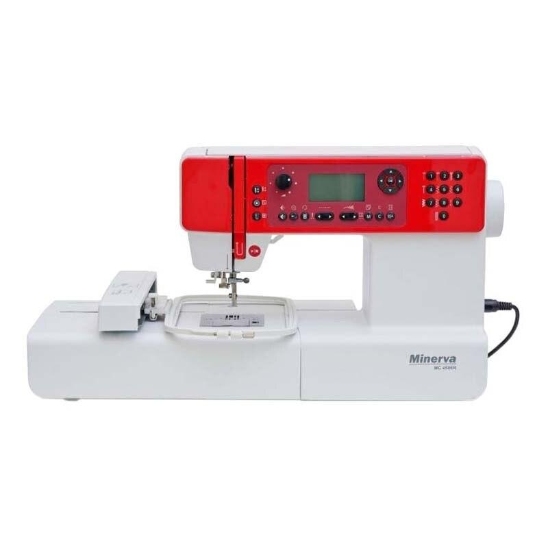 Sewing machine Janome Minerva MC 450ER