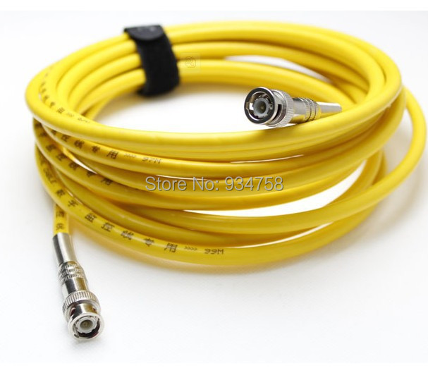 30M Video Cable 75 75 5 BNC Male To Male SDI Cable for SDI-in CCTV Accessories from Security & Protection
