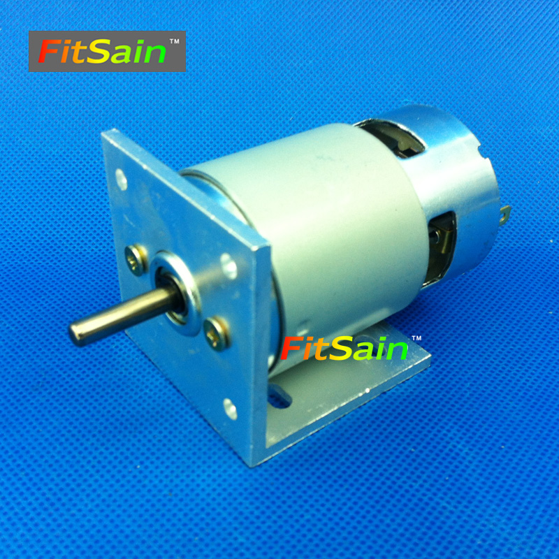 FitSain - Cuscinetto a sfere 775 motore 24 V 8000 RPM mini pcb - Utensili elettrici - Fotografia 3