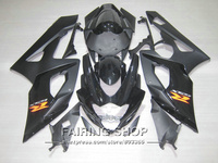 Top selling injection molding plastic fairings for Suzuki GSXR1000 K5 K6 2005 2006 yellow black fairing kit GSXR 1000 05 06 IK49