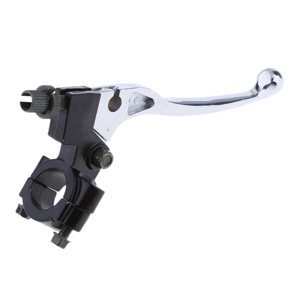 2019 New Aluminum Left & Front 22mm 7/8 Inch Handlebar Clutch Lever For YAMAHA YZ80 85 100 125 250 Etc Motorcycle Accessories-in Handlebar from Automobiles & Motorcycles