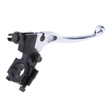 2019 New Aluminum Left & Front 22mm 7/8 Inch Handlebar Clutch Lever For YAMAHA YZ80 85 100 125 250 Etc Motorcycle Accessories replacement left lever yamaha yfb250 timberwolf 92 00