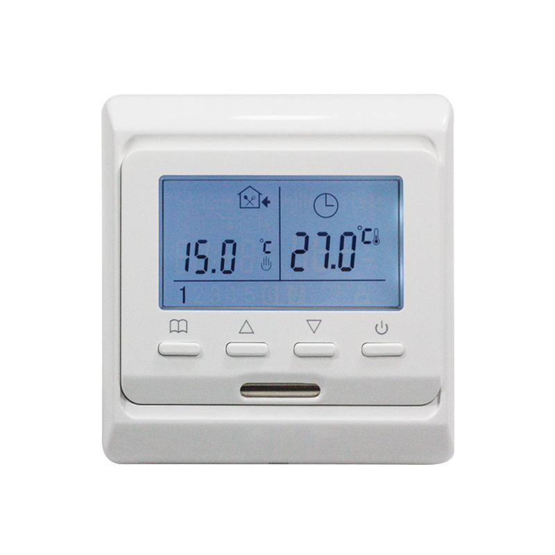 Temperature Regulator Heating Thermostat For Water Floor Heating, Electric Heating System Digital Thermostat AE-51 Backlit LCD