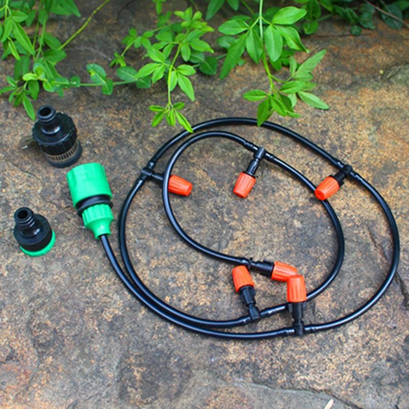 4/7mm DIY Irrigation Systems Atomizer Automatic Irrigation ...