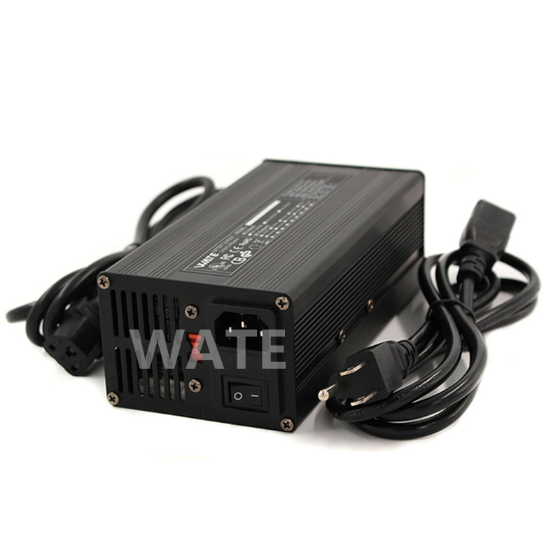 16 8V 20A lithium battery charger Used for 4S 14 4V 14 8V Li ion Battery