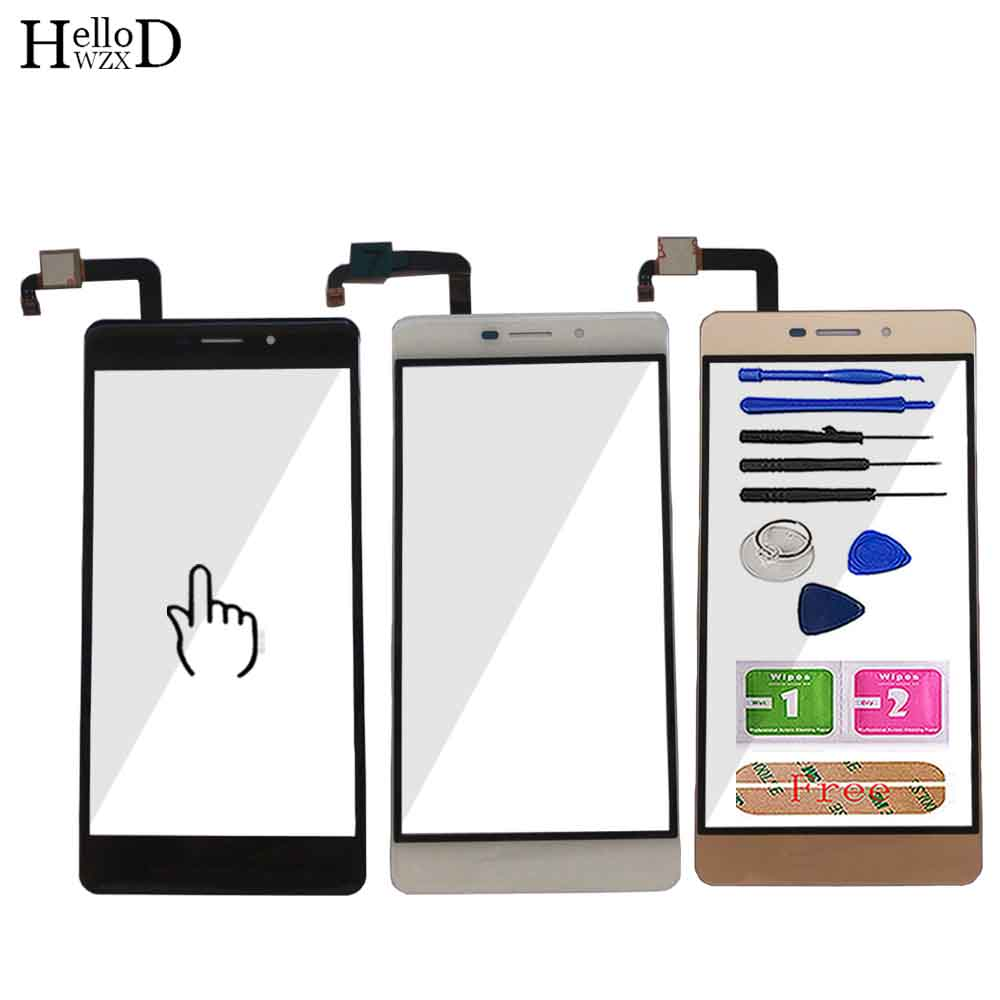 5.5'' Mobile Touch Screen Panel For Coolpad Modena 2 E502 Touch Screen Digitizer For Coolpad E502 Screen Sensor Tools Adhesive