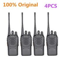 bf 888s 4pcs 100% המקוריים Baofeng 888S מכשיר הקשר נייד רדיו CB משדר כף יד Communicator רדיו מלון BF-888S תחנה (1)