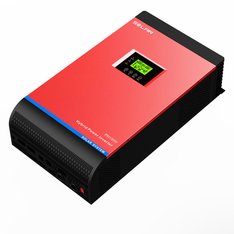 MAYLAR@ Competitive Price PH1800 MPK Plus 48VDC 4KVA 230vac Hybrid Solar Inverter with 60A MPPT Charge Controller maylar competitive price ph1800 mpk plus 48vdc 5kva 230vac hybrid solar inverter with 60a mppt charge controller