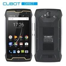 Cubot KingKong прочный смартфон IP68 Водонепроницаемый 4400 мАч большой аккумулятор Компас+ gps 3G Dual-SIM Android 7,0 2 Гб ram 16 Гб rom MT6580