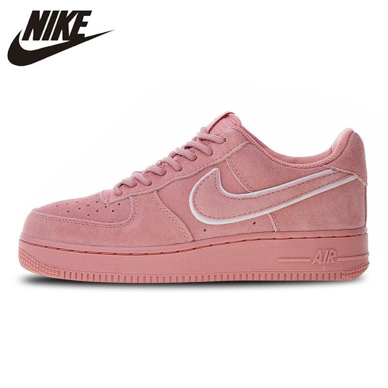 b0886836 Nike Air Force 1 07 LV8 замши AF1 Скейтбординг обувь спортивная AA1117-601 для  Для женщин 36-39 - b.djurlove.me
