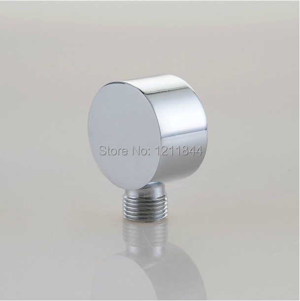 Bathroom Accessories Wall Bath Mixer Tap Shower Hose Connector Arm