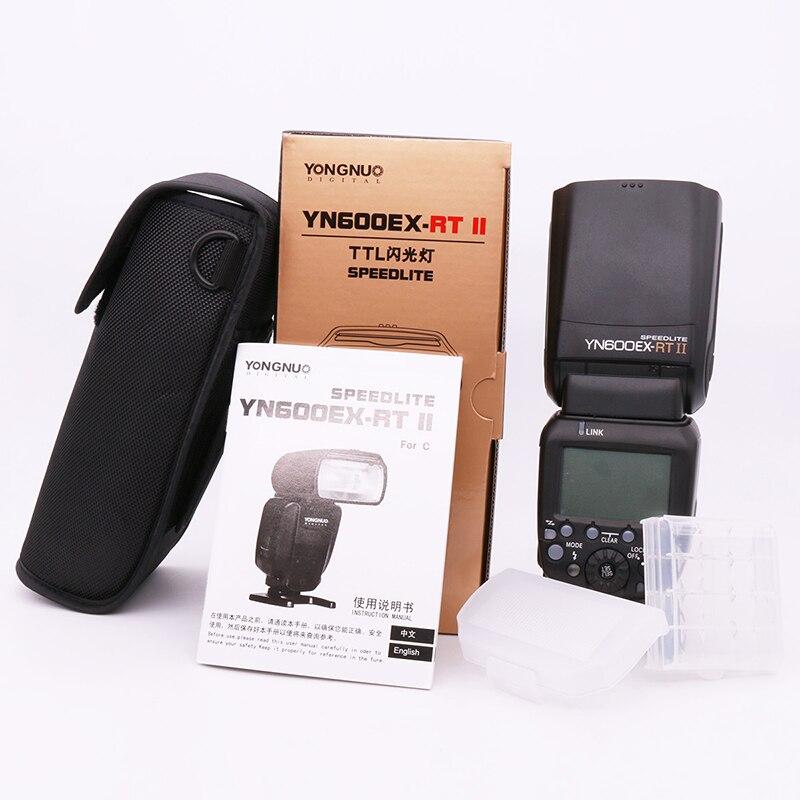 YONGNUO YN600EX-RT II Flash Speedlite 2.4G Wireless Auto TTL HSS 1 / - Տեսախցիկ և լուսանկար - Լուսանկար 6
