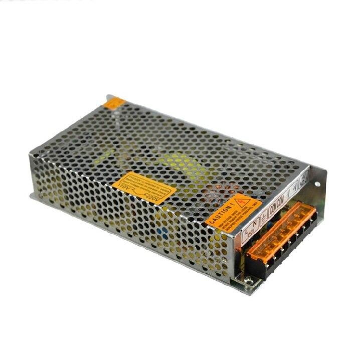 free shipping AC 110-220V to DC 12V5A Switching CCTV Power Supply Adapter 4pcs 12v 1a cctv system power dc switch power supply adapter for cctv system