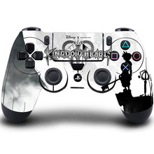 PS4 Controller Skin final Fantasy XV PVC Protective Sticker For Play Station 4 Wireless Controller Skin PS4 Accessory
