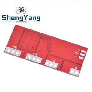 Image 4 - 4S 30A haut courant Li ion Lithium batterie 18650 chargeur Protection carte Module 14.4V 14.8V 16.8V surcharge sur court Circuit