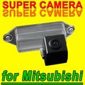 Para sony ccd mitsubishi lancer autoradio del coche de visión trasera de aparcamiento CAM Cámara de Marcha Atrás de cámara del coche de 170 Grados para navegación