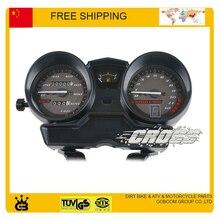 125cc Motorcycle Speedo Meter Gauge Instrument ybr YBR125 YJM125 Hornet odometer speedometer free shipping