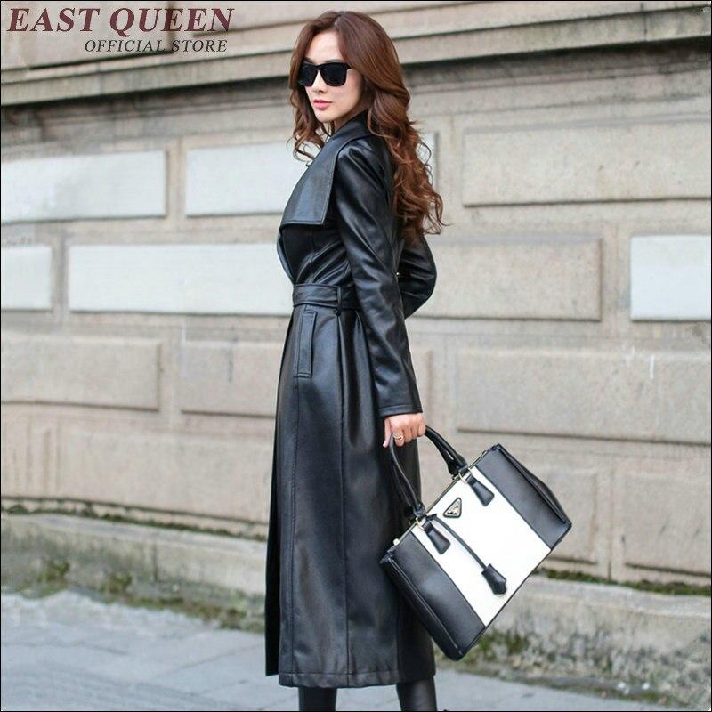 Musicale Styles Hiver Femelle Mode Femmes 2018 Faux Manteau 1 Pu Cuir Aa1585z Vestes En YPwBWYqvz