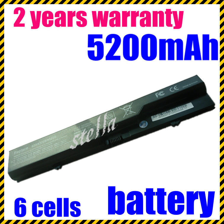 JIGU Laptop Battery for HP 620 420 425 625 ProBook 4320 4320s 4321 4321s 4320t 4325s