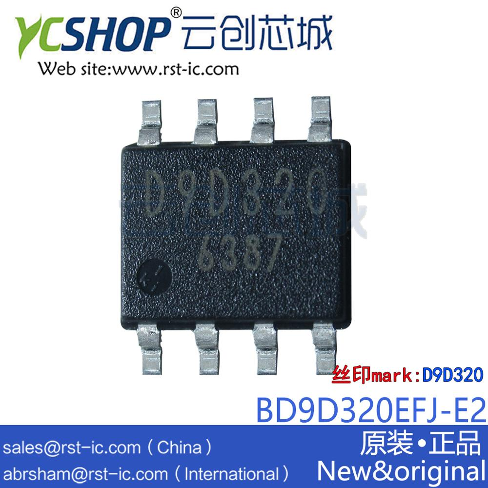 Regulators BD9D320EFJ-E2 HTSOP-J-8 Switching Pwr IC FET Voltage Integrated Swtch