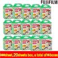 300 hoja de película para fujifilm fujifilm fuji instax mini 8 mini 7 s 25 50 s 90 cámara fuji instax borde blanco foto de la película de papel