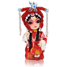 Action Figure Cartoon Children Gift Girls Emperor Lord Women Anime Figure PVC Model Toy Kids Doll Knight General Warrior