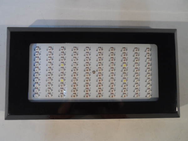 Фото 300W(100*3W) Led grow light for hydroponics lighting high quality with 3years warranty dropshipping