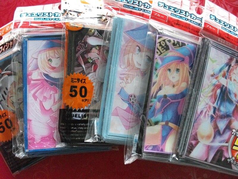 10 տուփ / հավաքածու (500 հատ) Yu-Gi-Oh! Cosplay - Խաղային արձանիկներ - Լուսանկար 3
