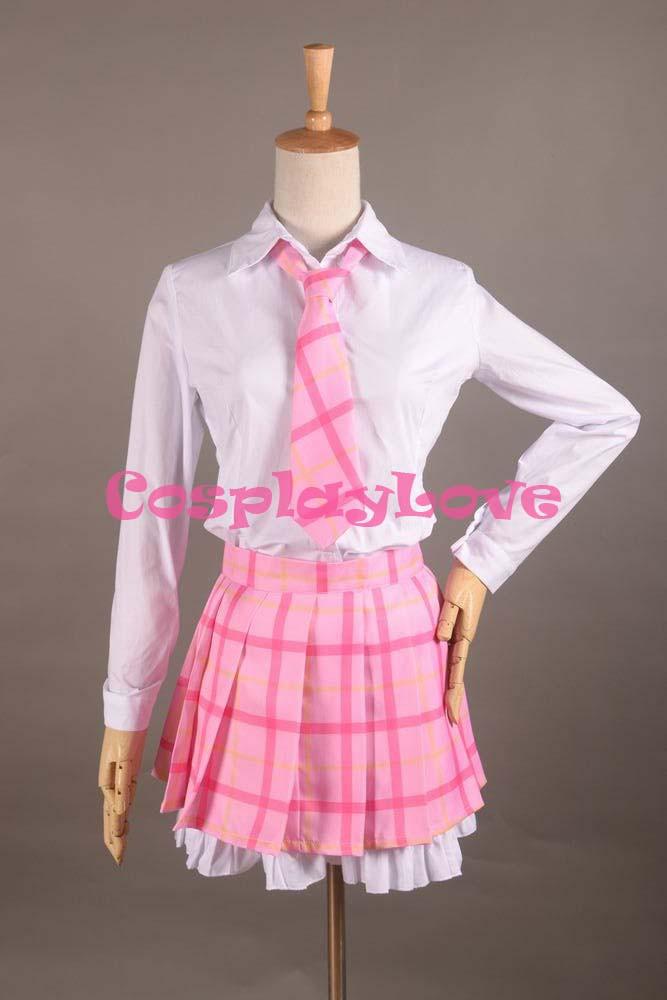 Noragami Kofuku Dress Cosplay Costume (1)