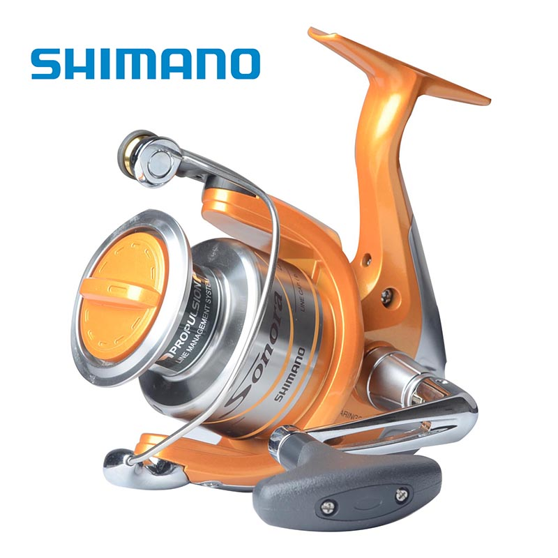 2016 new shimano brand sonora 2500fb 4000fb 4 1bb front for Fishing reel brands