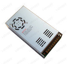 350W 29A Universal Regulated Switching Power Supply /Transformer /Adapter,100~240V AC Input,12V DC Output, for CCTV LED Strips