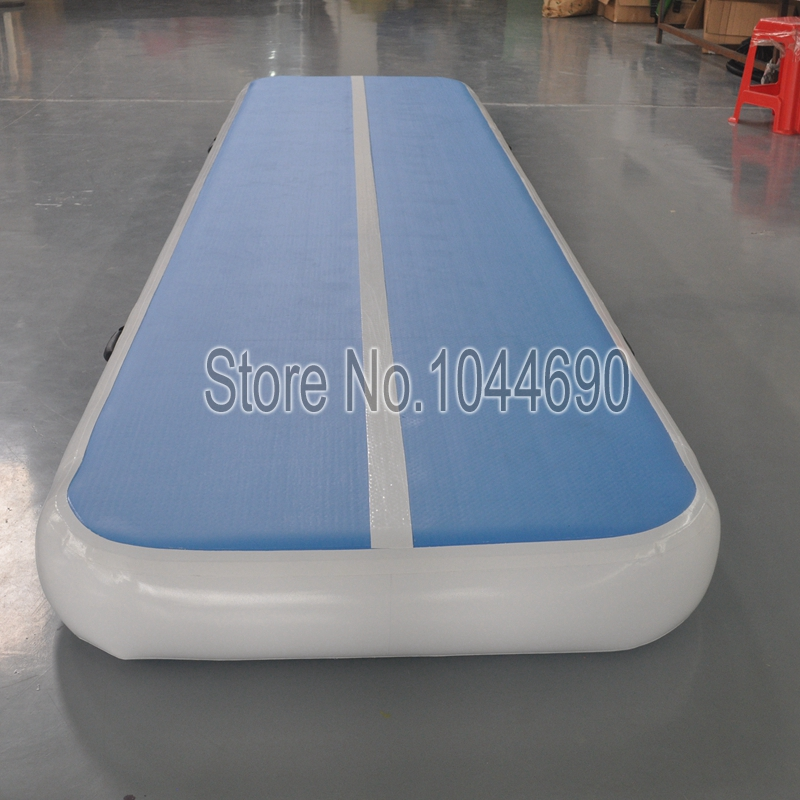 High-quality 4*1*0.2m inflatable air track gymnastics,air track trampoline for water games free shipping 6 2m inflatable gym air track inflatable air track gymnastics