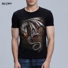2019 nuevo diseño Dracarys 3D camiseta Hombre moda Juego de tronos Casual streetwear harajuku Ropa Camisetas verano Tops camiseta
