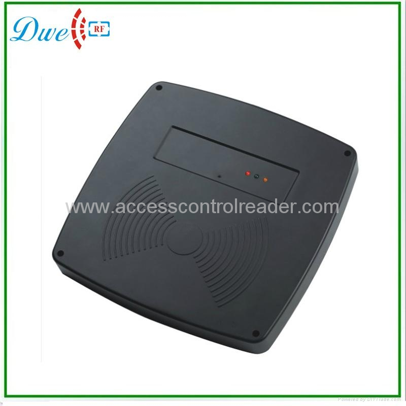 ФОТО 70-100cm Long Range 125KHz RFID Card Reader Wiegand 26 for Car Packing Access Control ID card Waterproof