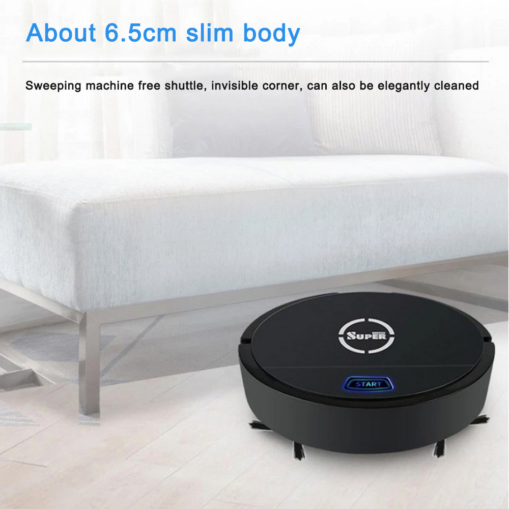 Intelligent-Cleaning-Machine Smart-Vacuum-Cleaner Automatic-Sweeping-Robot Household
