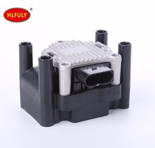 Ignition coil ignition system for VW  Audi A1 (8X1, 8XF) A2 (8Z0) A3 (8L1) (8P1) A4 OEM NO# 032 905 106 B / 0 221 603 006 vsva b t32c azd a1 1t1l 539150 vsva b t32c azd a2 1t1l 539176 vsva b p53c h a1 1r5l 534559 festo solenoid valve