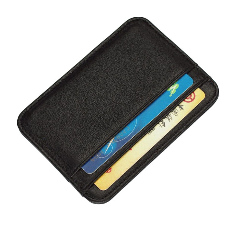 Mini Pcs Leave Portefeuille Femmes Passeport La lot Mince De Crédit Message Hommes 20 Titulaire Bourse Sac Id Carte Please wEfdSfq