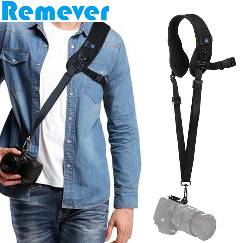 New Shoulder Cameras Straps for Canon Nikon Sony DSLR Quick Shooting Band Neck SLR Photography