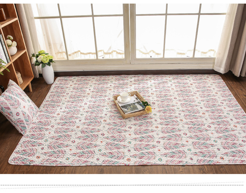 Zeegle Nordic Style Rug and Carpet for Living Room