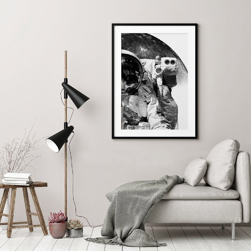 Space Poster Wall Art Prints