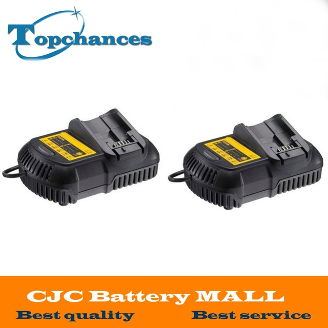 2PCS High quality Power Tool Battery Charger for Dewalt DCB101,DCB105,DCB200,DCB201,D-65510 free shipping