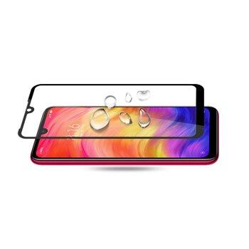 2 piezas 9D pegamento Protector de vidrio templado para Xiaomi Redmi Note 8 Pro 8T 8A rojo Mi Note8 t a Note8pro Note8t 9H Protector de pantalla