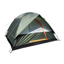 3-4 Person Windbreak Camping Tent Dual Layer Waterproof Pop Up Open Anti UV Tourist Tents For Outdoor Hiking Beach Travel Tienda high quality 6 8 person single layer outdoor pop up tent