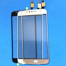 10 adet dokunmatik ekran Motorola Moto G5S artı XT1803 1805 1806 1804 1802 ön LCD cam Lens kapağı