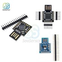 Pro Micro BEETLE BadUSB Mini Development Expansion Board Module ATMEGA32U4 Virtual Keyboard PWM Interface for Arduino
