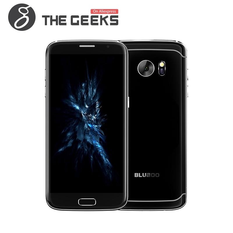 Цена за Edge 2 ГБ RAM + 16 ГБ ROM Смартфон Bluboo MTK6737 1.3 ГГц Quad Core 4 Г LTE 5.5 Дюймов Экран Android 6.0 13MP 2600 мАч Мобильный телефон