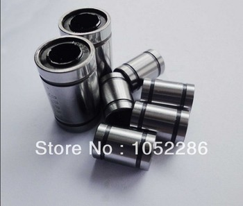 100pcs/lot LM12UU LB12UU linear ball bearings Linear bushings match with 12mm linear shaft