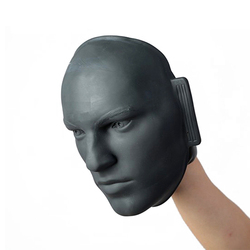 Professionele Rubber Menselijk Facial Boksen Kicking Pad Taekwondo Training Apparatuur MMA Ponsen Mitts TKO Vechten Training Doel