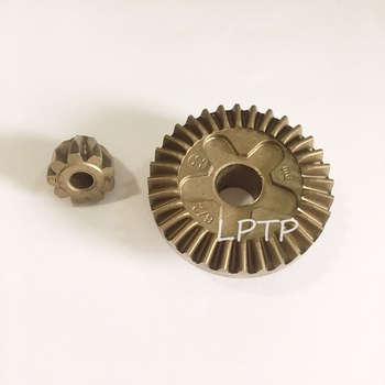 цена на High quality straight tooth gear spur gear set replacment for bosch gws6-100 angle grinder gear set
