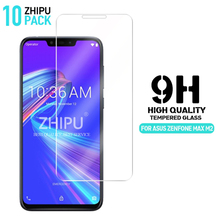 10 Pcs/Lot Tempered Glass For Asus Zenfone Max Pro M2 ZB631KL Screen Protector 2.5D 9H